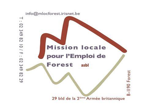 mission locale de forest service ptp febisp