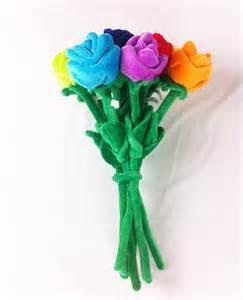Cartoon Flower Bouquet