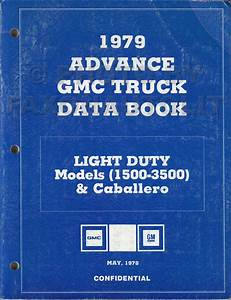 1979 Chevy Gmc Forward Control Wiring Diagram Original