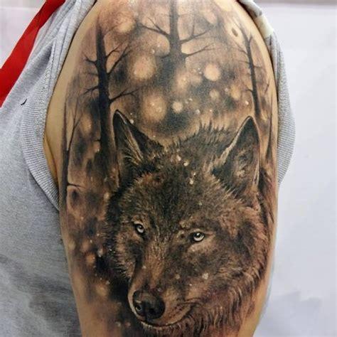 tatuajes de lobos galeria de disenos