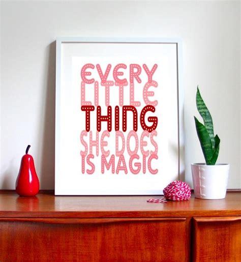 magic print cute