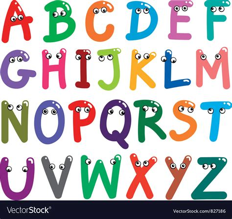 of all alphabet letters stock vector image 32655280 capital letters alphabet royalty free vector image