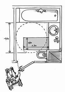 Largeur Porte Pmr : les 9 meilleures images propos de normes pmr sur ~ Melissatoandfro.com Idées de Décoration