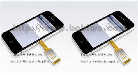 iphone 4 sim card size 2 simcard for apple iphone 4s with 007 function genuine