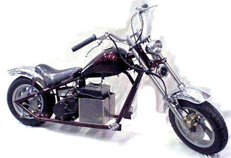 Mini Motor Chopper