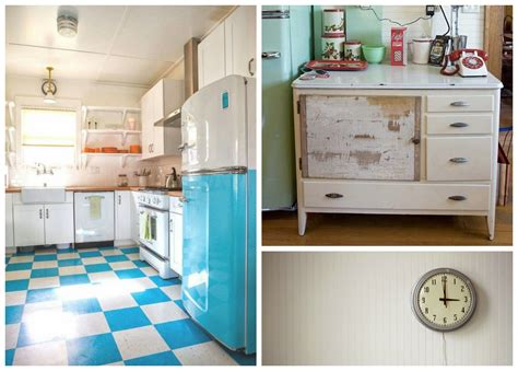 retro kitchen design pictures 15 essential design elements for a perfectly retro kitchen 4813