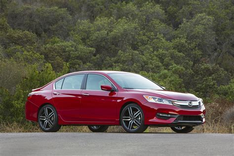 2016 Honda Accord Reviews And Rating
