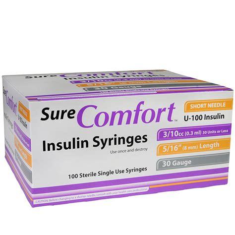 Walmart Syringes Brand Insulin