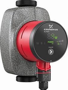 Circulateur De Chauffage : circulateur de chauffage grundfos alpha1 180 mm ~ Melissatoandfro.com Idées de Décoration