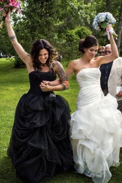 Images About Lesbian Wedding Ideas On Pinterest Lesbian Wedding Photos Lesbian Love And
