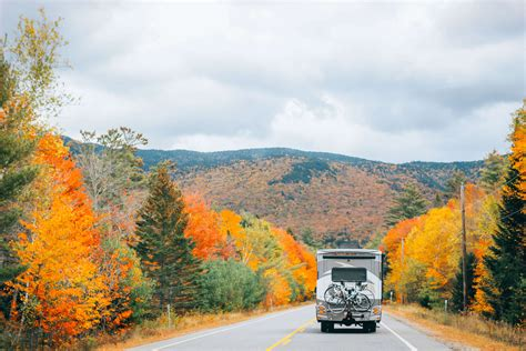 new england fall road trip itinerary coming in clutch