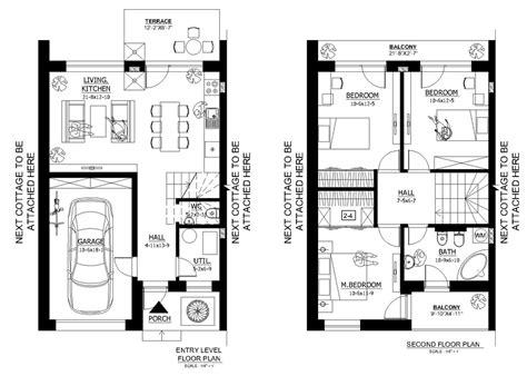 1000 sq ft floor plans modern style house plan 3 beds 1 5 baths 1000 sq ft plan