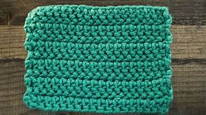Learn the Left-Handed Herringbone Half Double Crochet ...