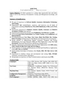 Sample cover letter for software qa tester