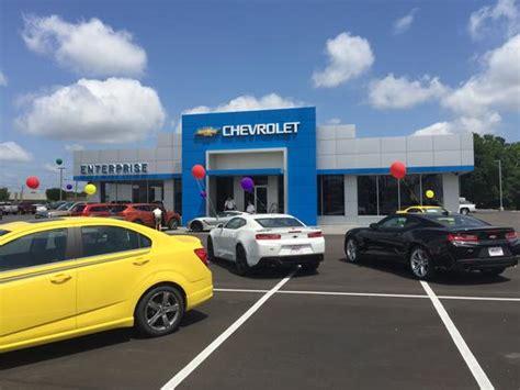enterprise chevrolet enterprise al  car dealership
