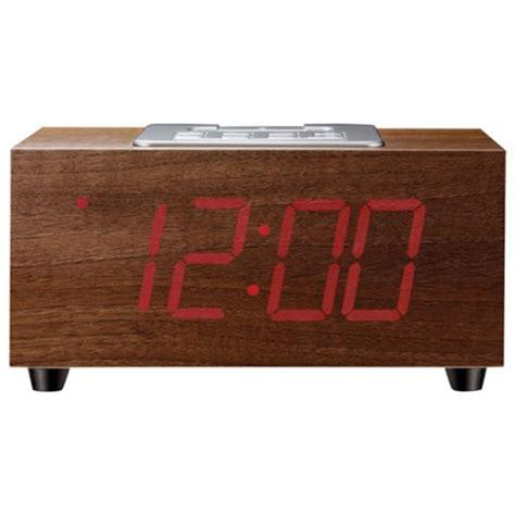 Bedroom Radio Alarm Clocks by Newton Clock Radio Ipod Dock From Lewis Alarm