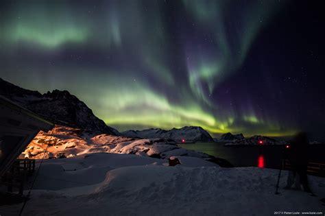 northern lights  pieter lozie photography