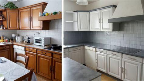 meuble cuisine blanc repeindre des meubles de cuisine