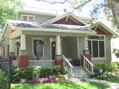 house porch designs the other houston the bungalow porch garden