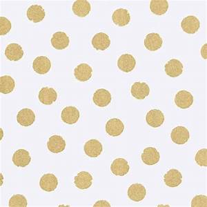 die besten 25 goldene punkte wand ideen auf pinterest With markise balkon mit tapete gold punkte