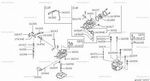 160 - Carburetor  U043d U0430 Sunny B11  U041d U0438 U0441 U0441 U0430 U043d Sunny
