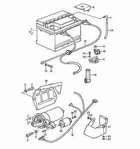 Wiring Diagram For Alternator And Starter