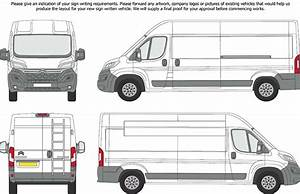 glazingvans signwriting With van sign writing templates