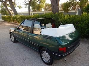 Peugeot 205 Cabriolet : peugeot 205 roland garros cabriolet 1990 catawiki ~ Medecine-chirurgie-esthetiques.com Avis de Voitures