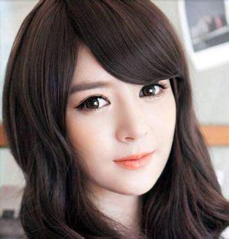 korean hair style  cute korean hairstyles