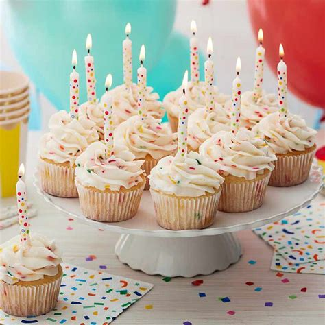 Maybe you would like to learn more about one of these? Birthday Cake Cupcakes Recipe | Wilton