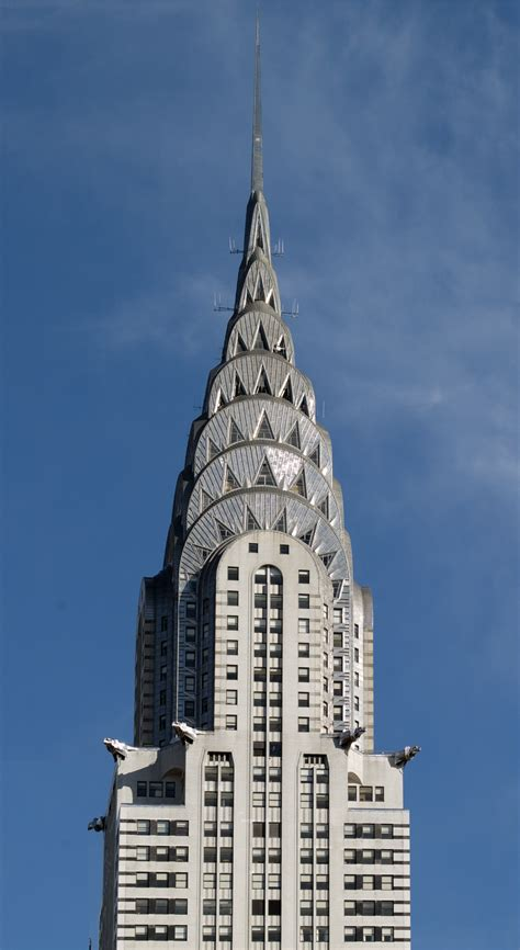 Chrysler Building Ny by On Top Of The World At The Chrysler Building New York