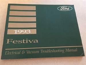 1993 Festiva Ford Wiring Diagram Vacuum Evtm Dealers