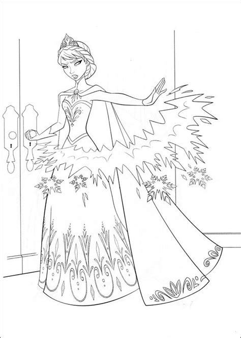 kids  funcom  coloring pages  frozen