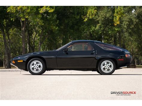 porsche 928 black black porsche 928 for sale used cars on buysellsearch