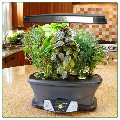 Aerogarden Extra Led Smart Hydroponic Indoor Gardens Plant