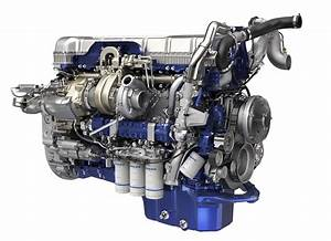 Volvo D13 Turbo Compound Engine Powers New Volvo Vnl