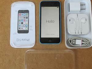 Apple iPhone 5c - 16GB - Blue (Verizon) Smartphone | Other ...