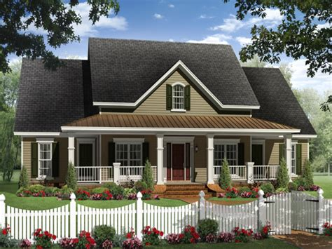 Country Ranch House Plans Small Country House Plans, Small