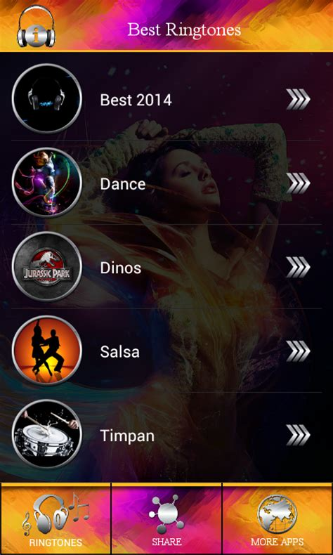 best ringtone app for android best ringtones free app android freeware