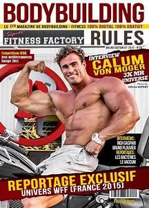 Magazine De Sport : nouveau num ro de bbr avec les interviews de calum von moger et rich gaspari ~ Medecine-chirurgie-esthetiques.com Avis de Voitures