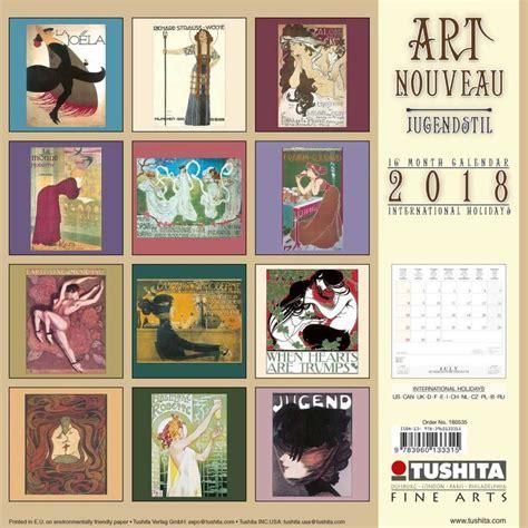 art nouveau calendars ukposterseuroposters
