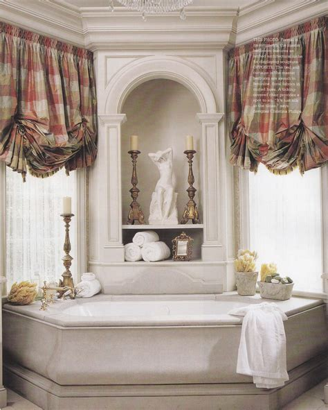 Country Window Treatments by Shades With Smocked Header Better Homes Gardens
