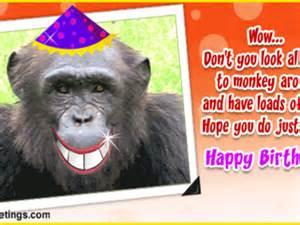 Funny Animals Happy Birthday Wishes