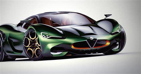Alfa Romeo Concept by Alfa Romeo Furia Concept Car Revealed Drivers Magazine