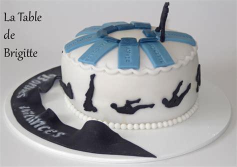 eryn folle cuisine gâteau gymnastique la table de brigitte