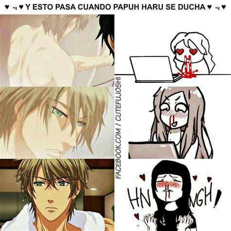 Yaoi Memes - yaoi memes 3 cuando papuh haru se ba 241 a memes and humor