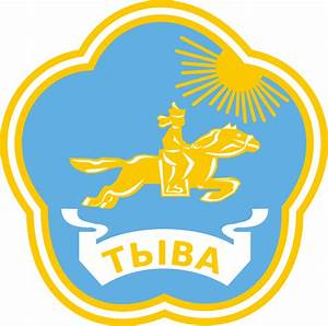 File Coat Of Arms Of Tuva Svg