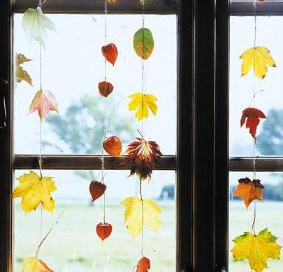 Herbstdeko Fenster Papier by Herbstdeko Eersatzteile Deutschland