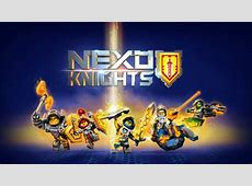An interview with LEGO Nexo Knights Designer Frederic
