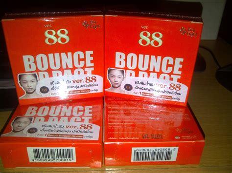 Jual Bedak Ver 88 Surabaya bedak ver 88 bounce up pact thailand original ver 88